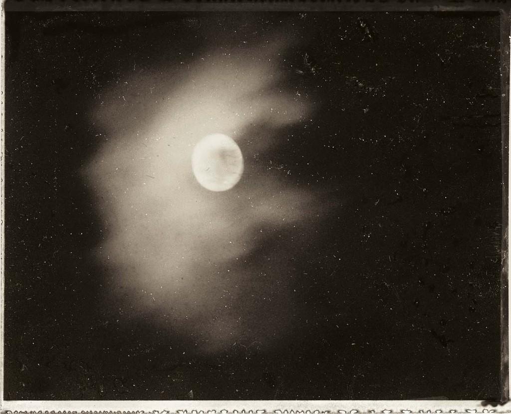 La Lune, 2007 © Sarah Moon