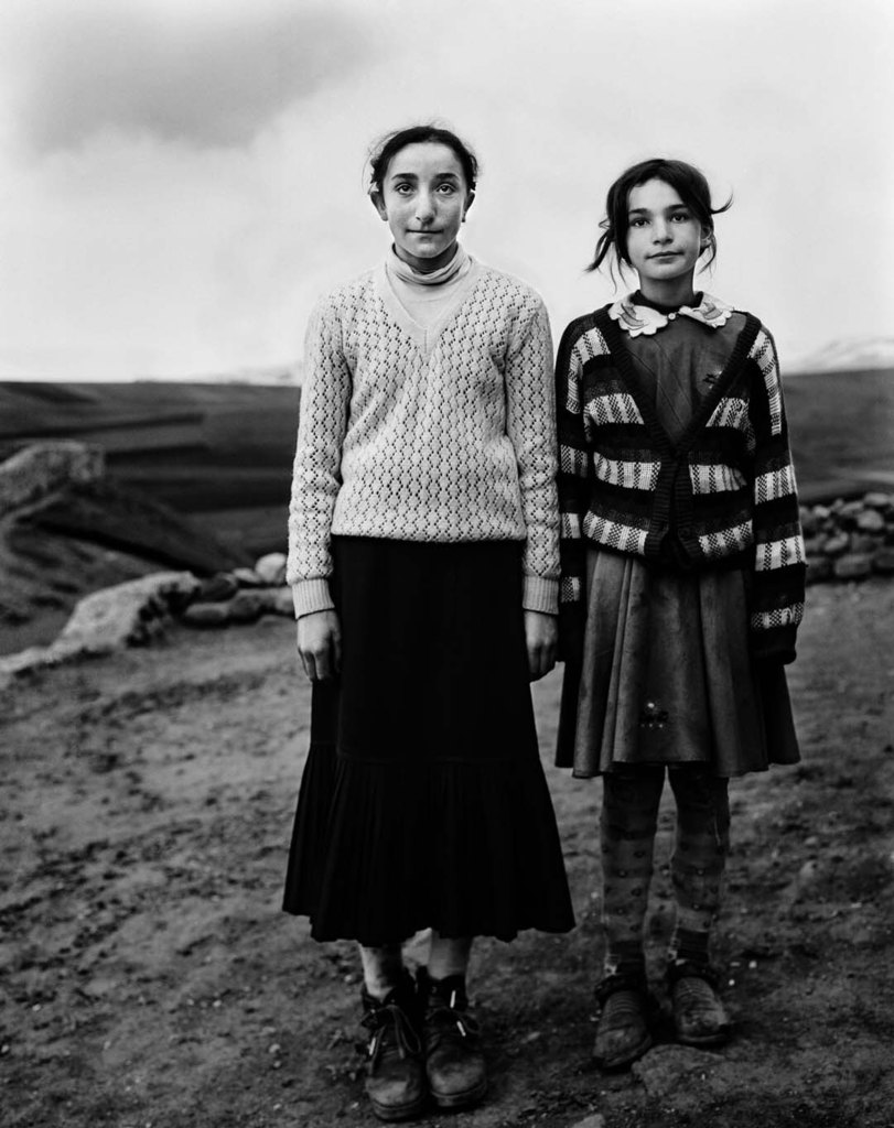 The Rural schoolgirls of the Eastern Anatolian borderlands