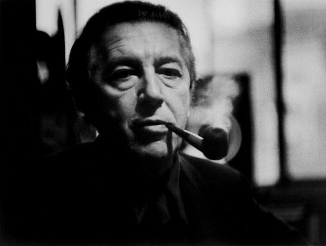 Christer Strömholm, André Breton