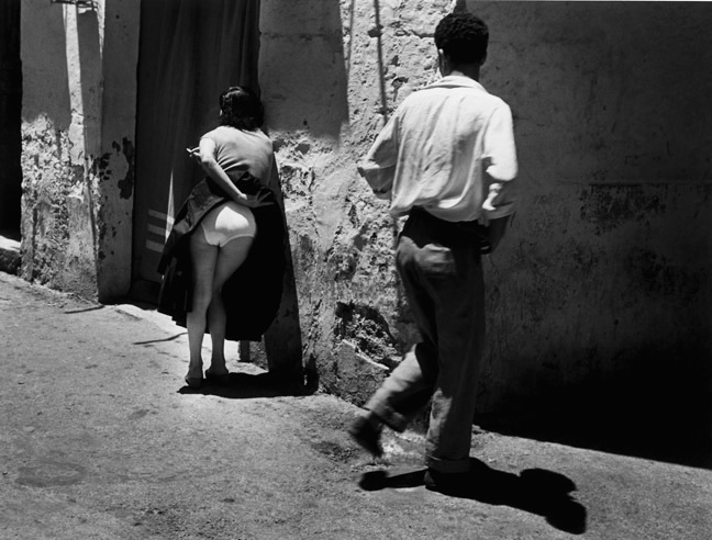 Christer Strömholm, Puta de Mallorca, 1959