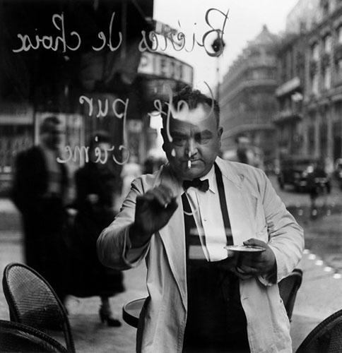 Christer Strömholm, Rue de Rivoli, 1949