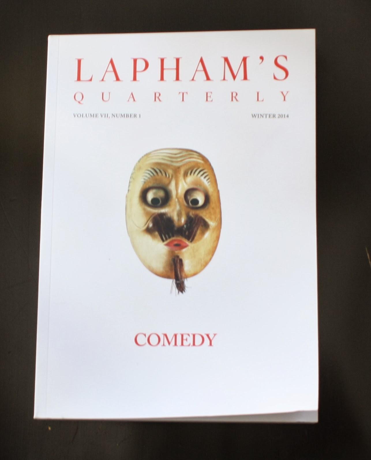 Laphams Quarterly - Comedy