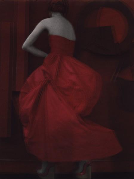 - La robe rouge, 2010