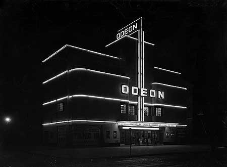 Odeon Cinema, Balham Hill, Balham, Greater London Authority