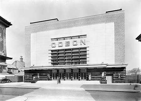 Odeon Cinema, Botolph Street, Norwich, Norfolk