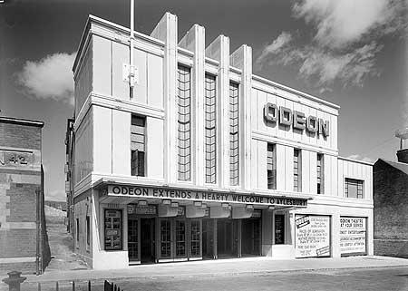 Odeon Cinema, Cambridge Street, Aylesbury, Buckinghamshire