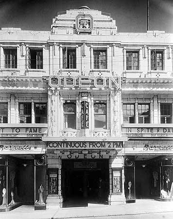 Odeon Cinema, City Of Derby, 10 August 1935