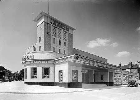 Odeon Cinema, Craven Park Road, Harlesden, Greater London Authority, 1930-9.