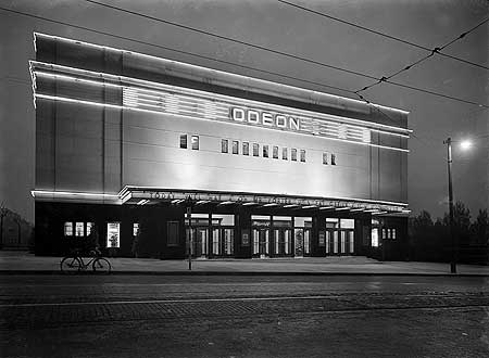 Odeon Cinema, Eltham Hill, Greater London Authority