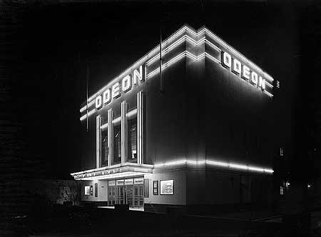 Odeon Cinema, High Street, Brentwood, Essex
