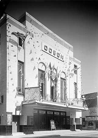 Odeon Cinema, High Street, Greater London Authority