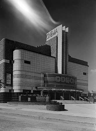 Odeon Cinema, Kettlehouse, Kingstanding, Birmingham