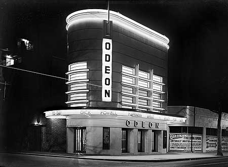 Odeon Cinema, London Road, Isleworth, Greater London Authority, 1935