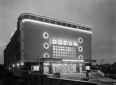 Odeon Cinema, Station Road, Redhill, Reigate, Surrey