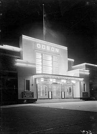 Odeon Cinema, Stratford Road, Shirley, Solihull, 1930-9.