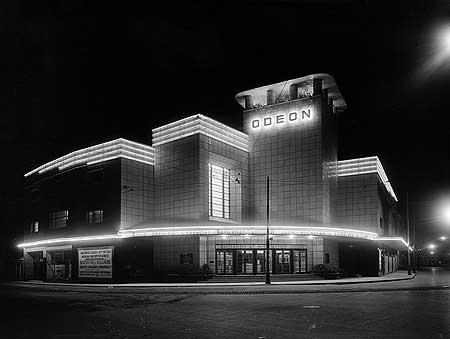 Odeon Cinema, Walliscote Road, Weston-Super-Mare, North Somerset