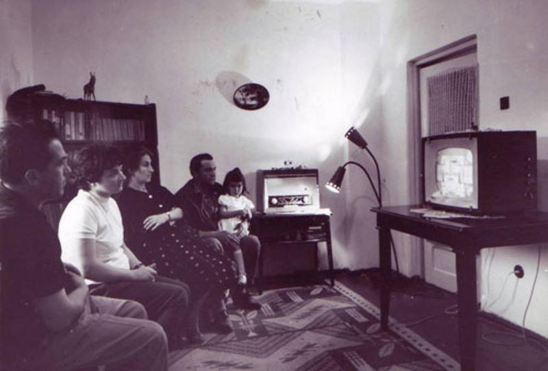 1965_Casa de colectivisti de la C.A.P. Grindu, regiunea Bucuresti