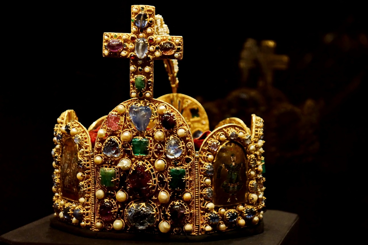 Imperial Crown of the Holy Roman Empire, late 10th-early 11th century